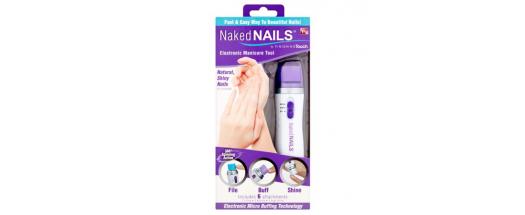 Електрическа пила за нокти Naked Nails снимка #2