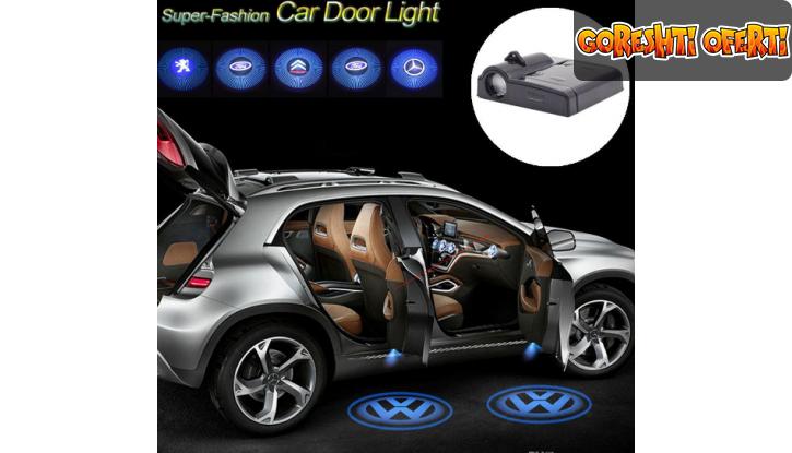 Лого проектор за кола Wireless Courtesy Door снимка #0