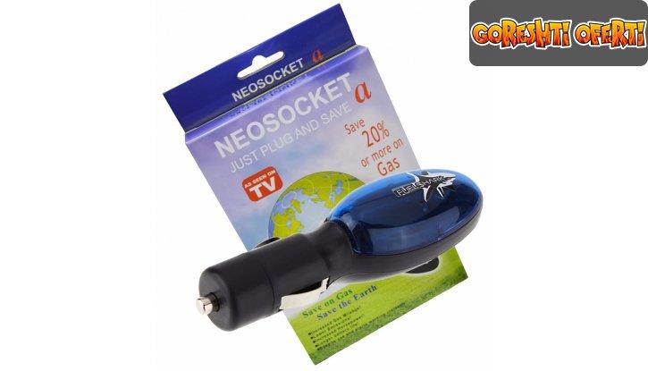 Енергоспестяващо устройство за кола Neo Socket снимка #1