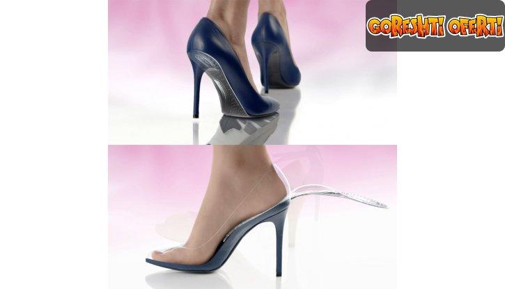 Стелки за дамски обувки с висок ток Scholl Gel Activ снимка #1