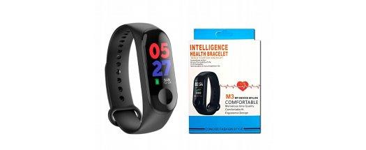 Смарт гривна M3 Intelligence Health Bracelet снимка #0