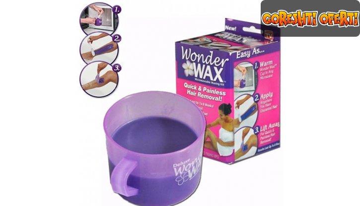 Комплект за кола маска Wonder Wax снимка #0