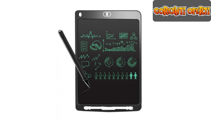 Таблет за записки и рисуване LCD Writing Tablet снимка #1