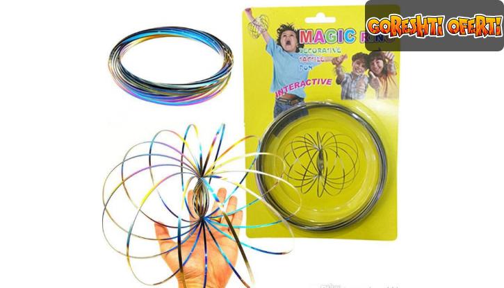 Магическа интерактивна спирала Magic Ring снимка #1
