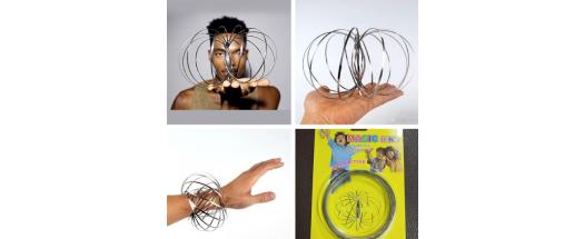 Магическа интерактивна спирала Magic Ring снимка #0