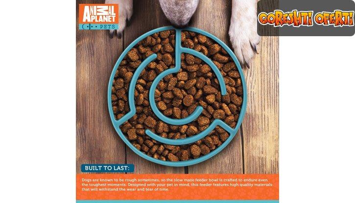 Купичка за лаком домашен любимец - лабиринт Animal Planet снимка #0