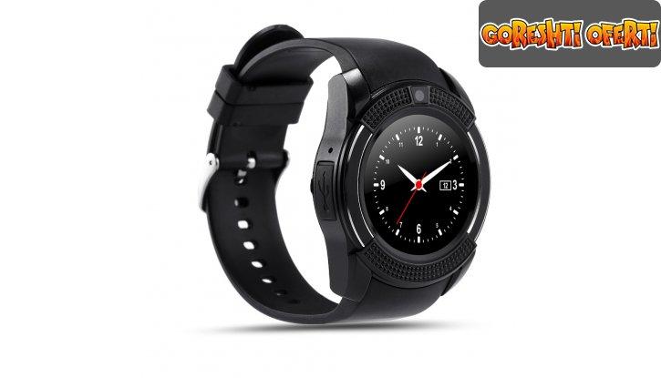 Смарт часовник Smart watch V8 снимка #2