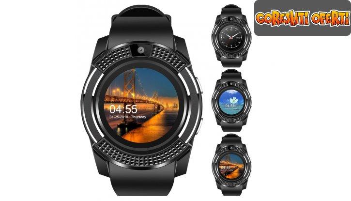Смарт часовник Smart watch V8 снимка #1