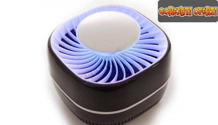 Лампа против комари и насекоми NOVA LED Mosquito Killing Lamp снимка #2