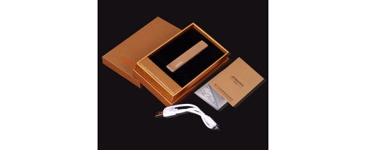 Луксозна USB запалка Jobon ZB 679 снимка #2