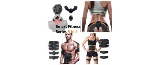 Електростимулатор за мускули 5 в 1 Smart Fitness Series снимка #3
