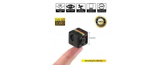 Мини камера със сензор за движение 12MP Mini Full HD Camera снимка #1