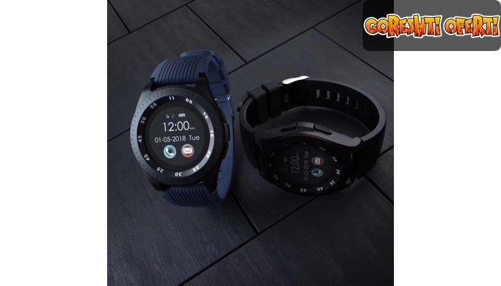 Смарт часовник Smart watch Z4 снимка #1