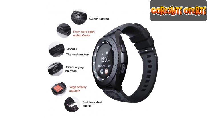 Смарт часовник Smart watch Z4 снимка #4