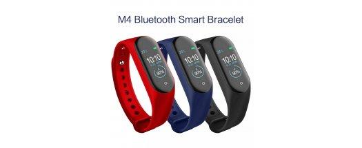 Смарт гривна M4 Intelligence Health Bracelet снимка #5