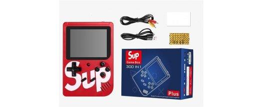 SUP GAME BOX Преносима конзола с 400 игри + ПОДАРЪК слушалки BEATS снимка #1
