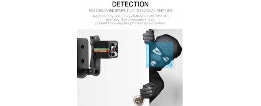 Мини камера със сензор за движение 12MP Mini Full HD Camera снимка #0