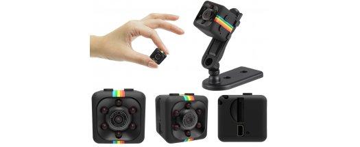 Мини камера със сензор за движение 12MP Mini Full HD Camera снимка #9