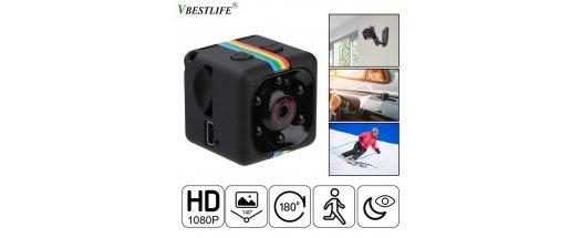 Мини камера със сензор за движение 12MP Mini Full HD Camera снимка #10
