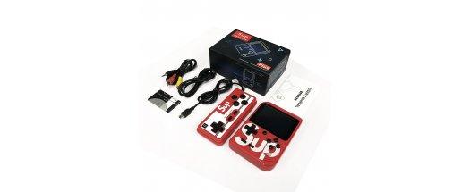 SUP GAME BOX Преносима конзола с джойстик и 400 игри + ПОДАРЪК слушалки BEATS снимка #0