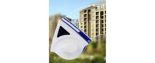 Магнитен смарт уред за прозорци до 30мм с ПОДАРЪК още една четка за 12мм снимка #2